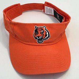 Reebok Cincinnati Bengals NFL Team Apparel Visor